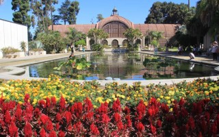 Balboa Park in San Diego, California.