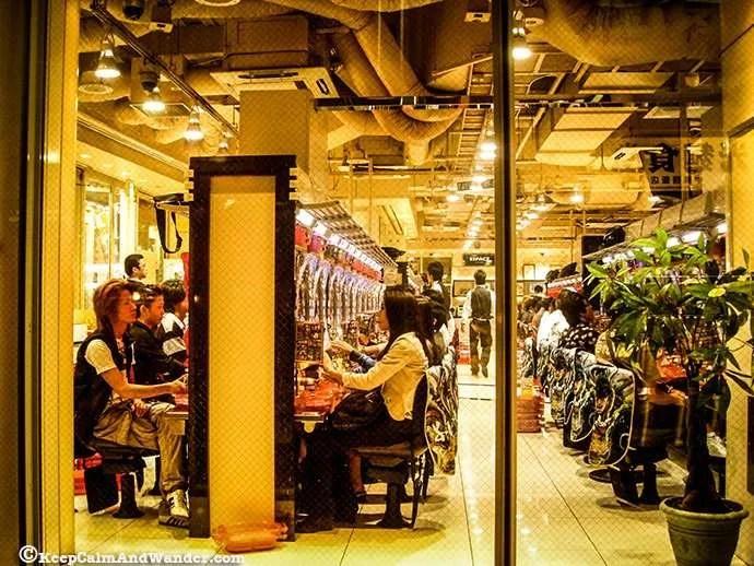 Kabukicho Shinjuku, Tokyo, Japan.