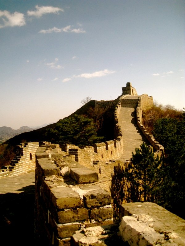 Great Wall of China / Huanghuacheng