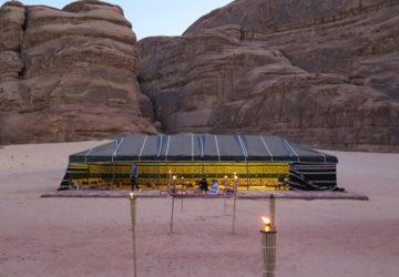Madakhil Camp at Madain Saleh is just a few kilometres away outside Al Ula.