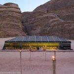 Madakhil Campsite at Madain Saleh is Far from the Madding Crowd