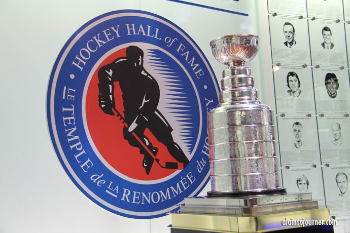 Hockey Hall of Fame Toronto Stanley Cup 14
