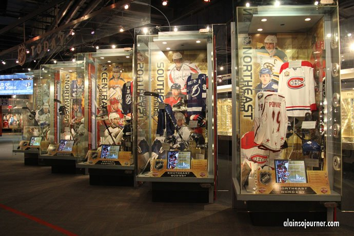 Hockey Hall of Fame Toronto Stanley Cup 2