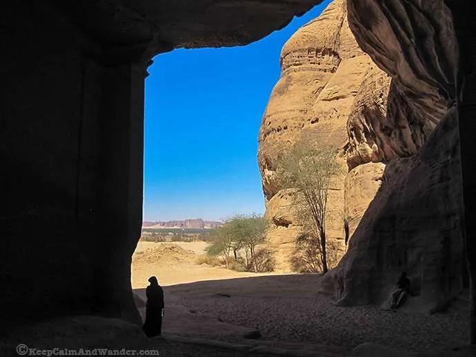 Al Diwan at Madain Saleh, Saudi Arabia.