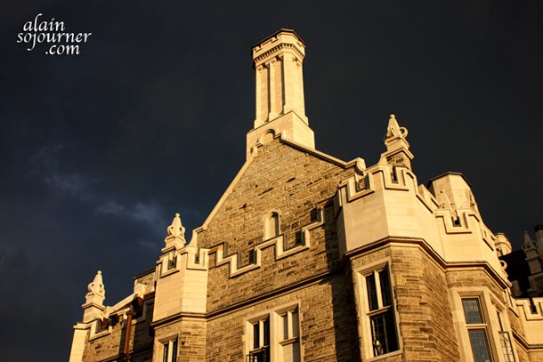 Casa Loma is one of the top 5 attractions in Toronto.