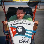 Portrait of a Cuban Taxi Driver