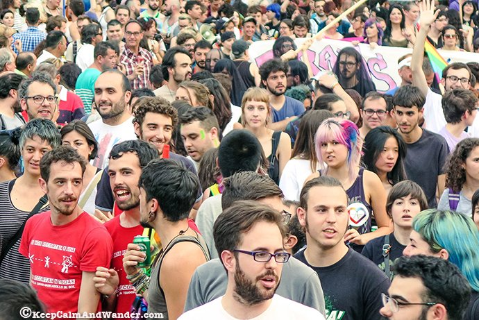 Pride Critic Madrid Orgullo 2016