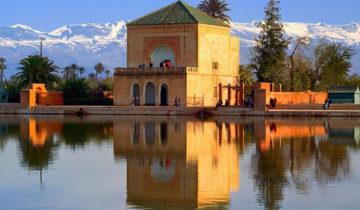Meaner Garden Marrakech