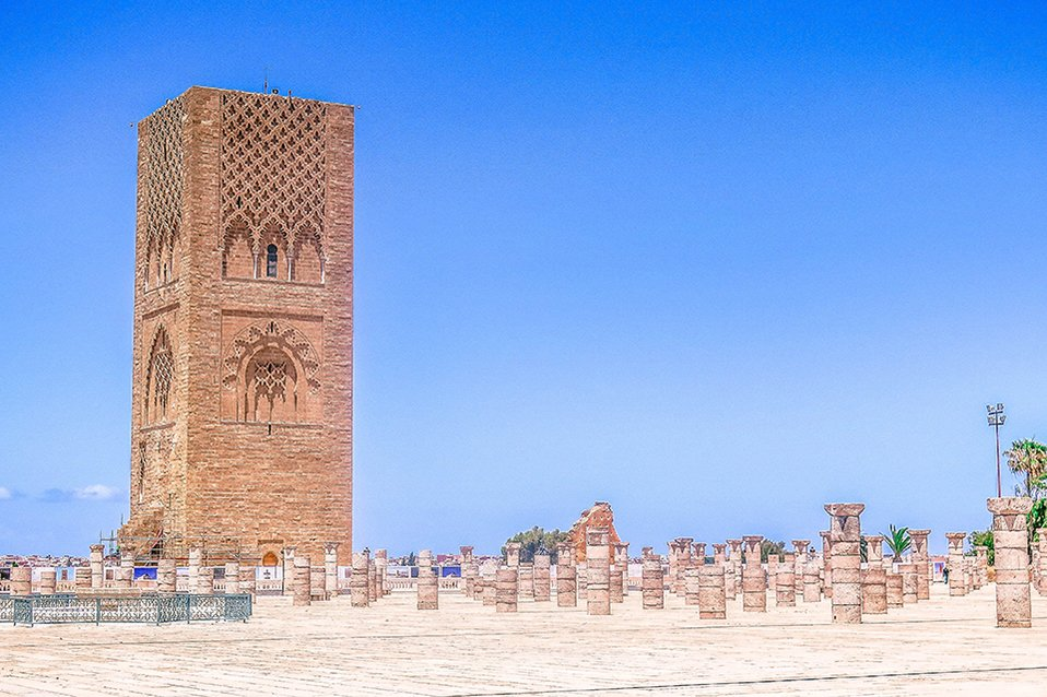Do You Know What I Did last Summer? I visited Rabat, Morocco.