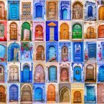 The Beautiful Doors of Morocco