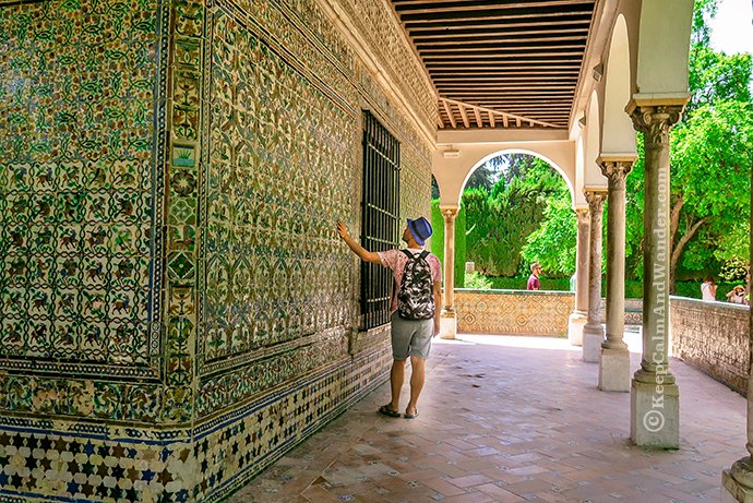 Must-See in Spain: The Grandeur of Real Alcazar in Sevilla, Spain.