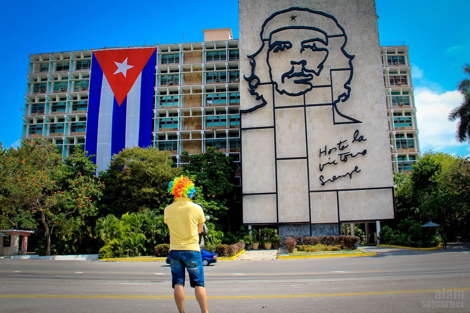 Che Guevarra Plaza de la Revolucion