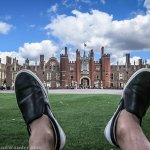 Hampton Court Palace – Where Shakespeare Once Performed His Plays
