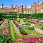 The Delightful Hampton Court Palace Gardens
