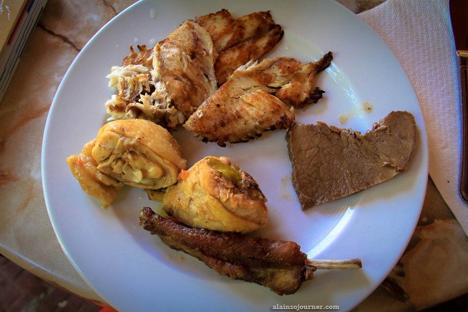 Cuban Dishes – All the food I ate in Cuba