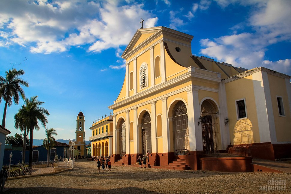 Iglesia Parroquial de la Santisima.