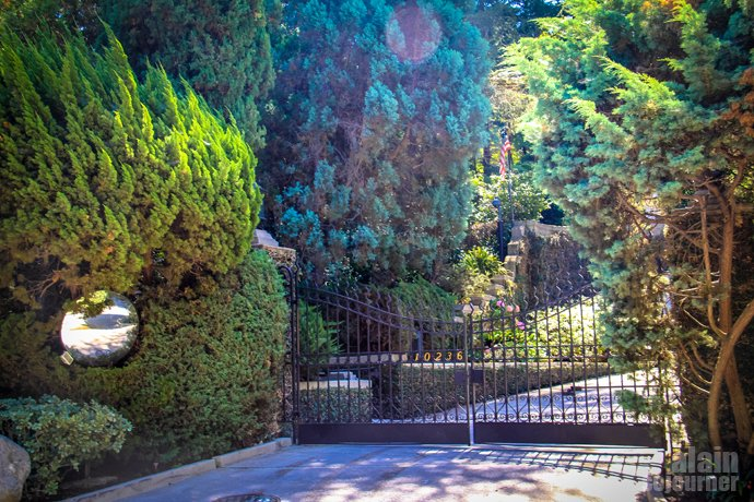 Playboy MAnsion LA Beverly Hills is home to the Hollywood stars.