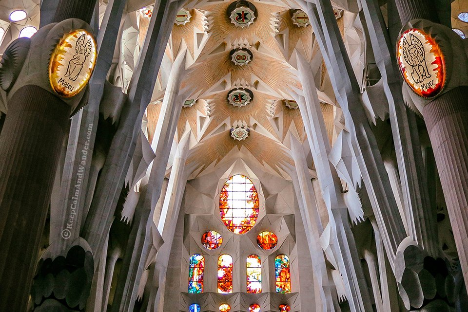 Here are 10 Interesting Facts About Sagrada Familia (Barcelona, Spain).