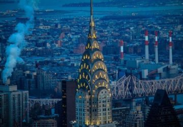 New York City Photo Chrysler Building