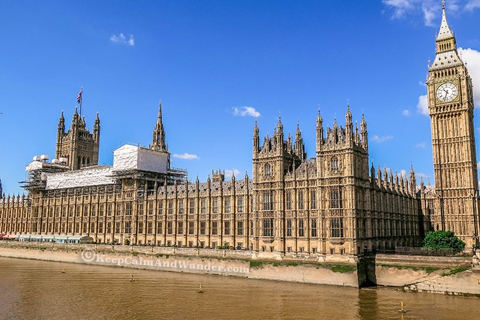 10 Interesting Facts About the Palace of Westminster in London.
