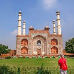 The Magnificent Tomb of Akbar the Great