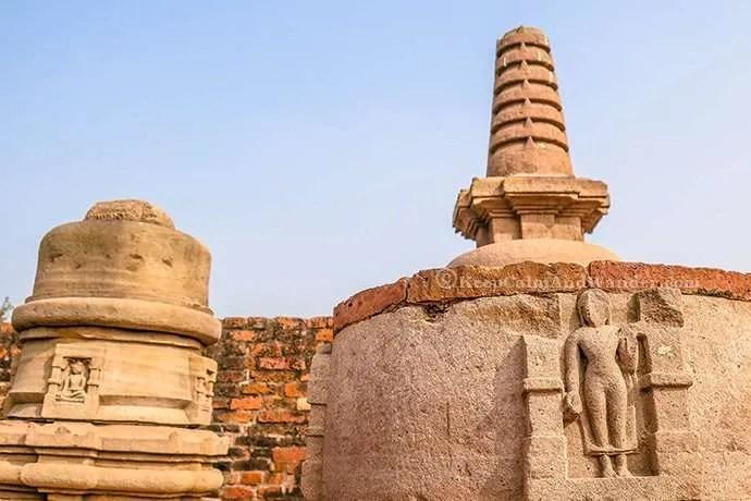 Sarnat - Where Buddha Preached His First Sermon (Varanasi, India)