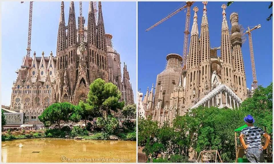 The Symbols on the Facade of Sagrada Familia