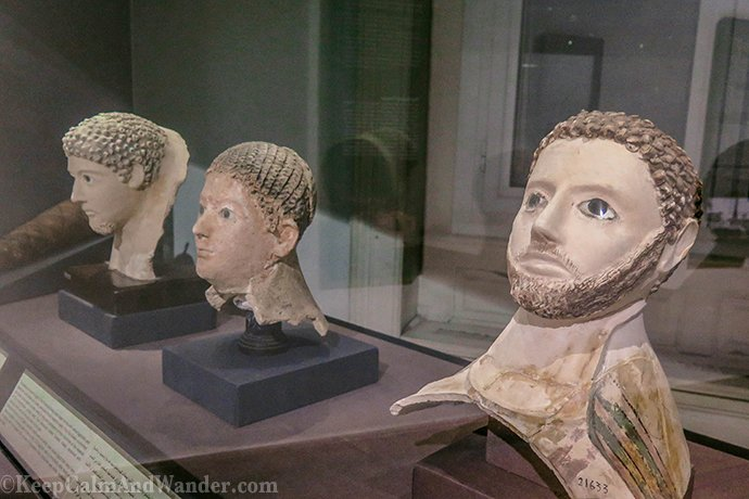 Alexandria National Museum (Egypt).