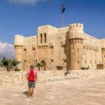 Citadel of Qaitbay – A Mediterranean Fort With A View