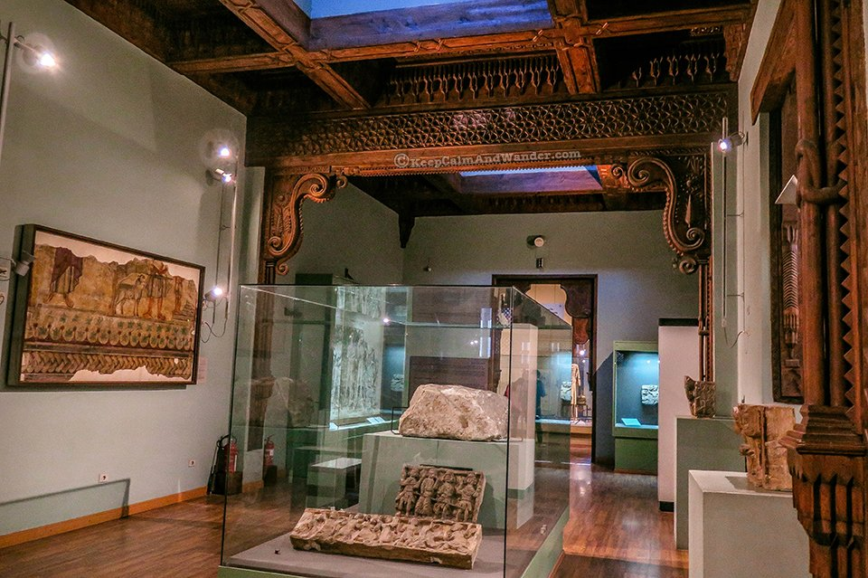 Coptic Museum in Cairo has the World's Largest Collection of Coptic Artifacts (Egypt).
