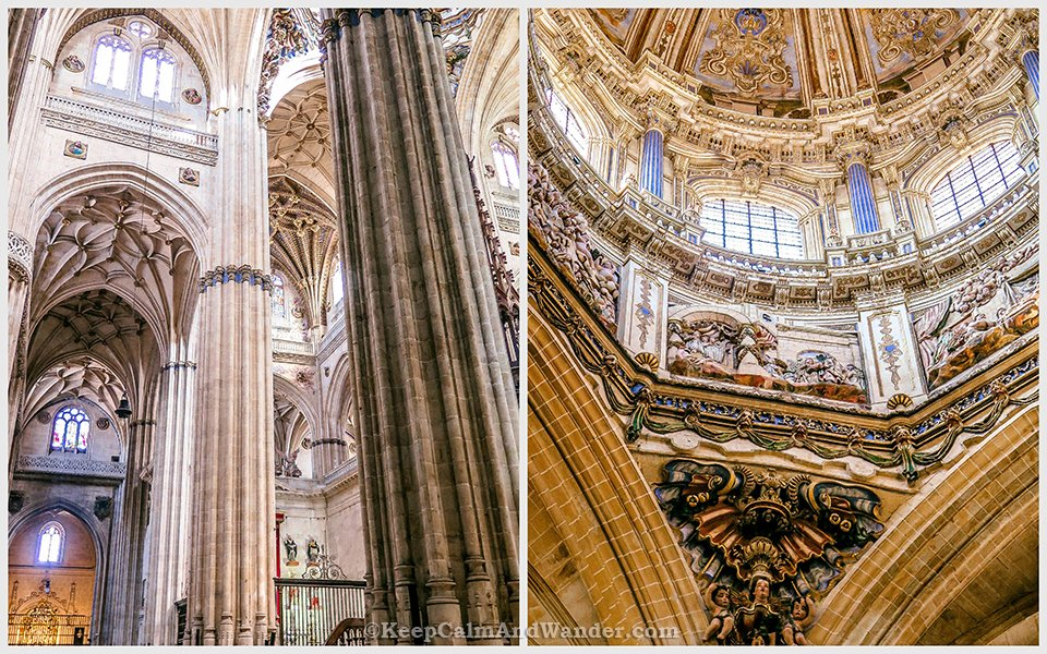20 Photos - Inside the Amazing Salamanca Cathedrals (Spain).
