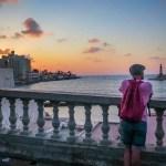 Mediterranean Sunset in Alexandria