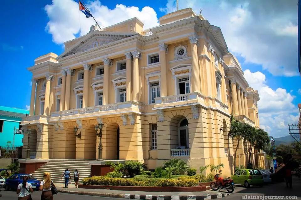 Santiago de Cuba Architecture