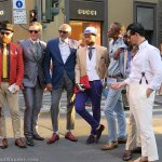 The Dashing and Fashionable Men of Florence