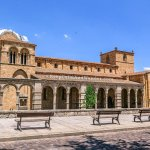 Basilica de San Vicente in Avila and the Story of the Three Martyrs