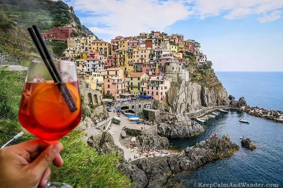 Cinque Terre - Photos from Manarola Village (Italy).