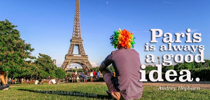 Travel Quote Paris is always a good idea.
