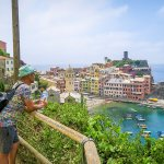Vernazza is the Steepest of the Five Villages in Cinque Terre