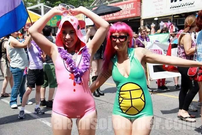 Dyke March 2013 Pride Toronto 26
