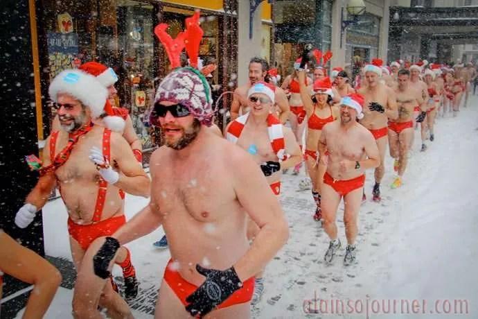 478bde8781d0b Naked Santa Speedo Run 2013 Toronto