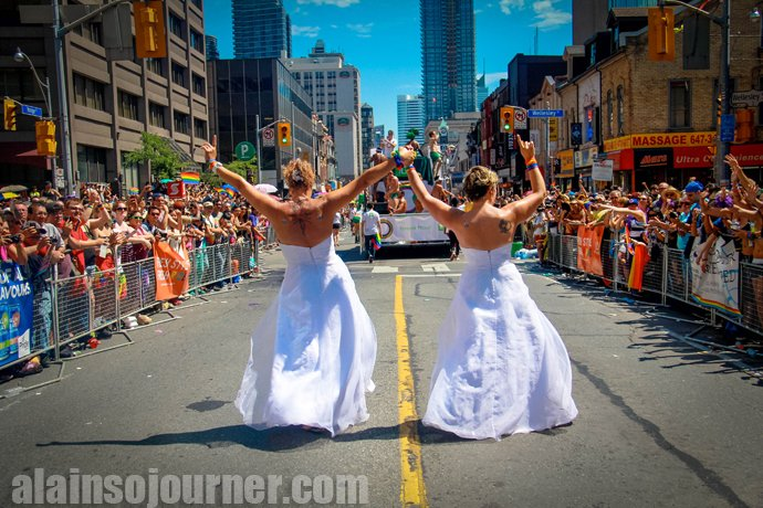 Totonto Pride Parade 2013