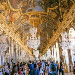Inside the Palace of Versailles: The Hall of Mirrors is the Grandest of Them All