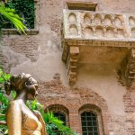 My Romeo Didn't Show Up at Juliet's Balcony in Verona