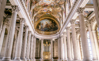 The Royal Chapel / Take A Peek: The Stately Rooms at the Palace of Versailles (France).