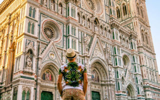 Doumo Florence cathedral Italy