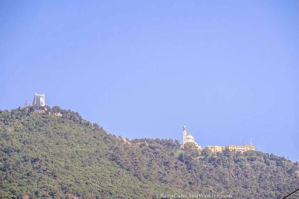Harissa - Where The Virgin Mary is Watching Down Lebanon Jounieh Beirut