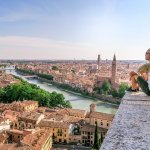 Verona Skyline – A Perfect Setting for the Story of Star-Crossed Lovers