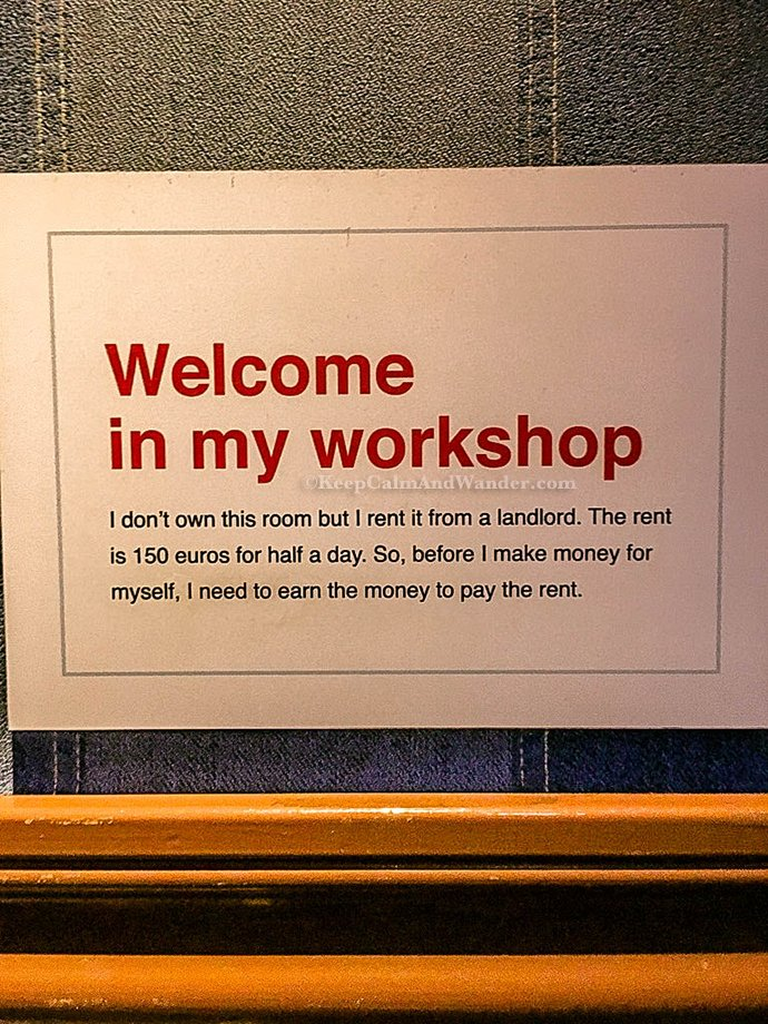 Welcome to the Museum of Prostitution in Amsterdam!