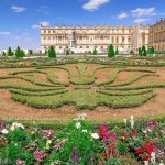 The Well-Manicured Gardens of Chateau de Versailles
