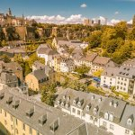 The Grund is a Charming Part of Luxembourg